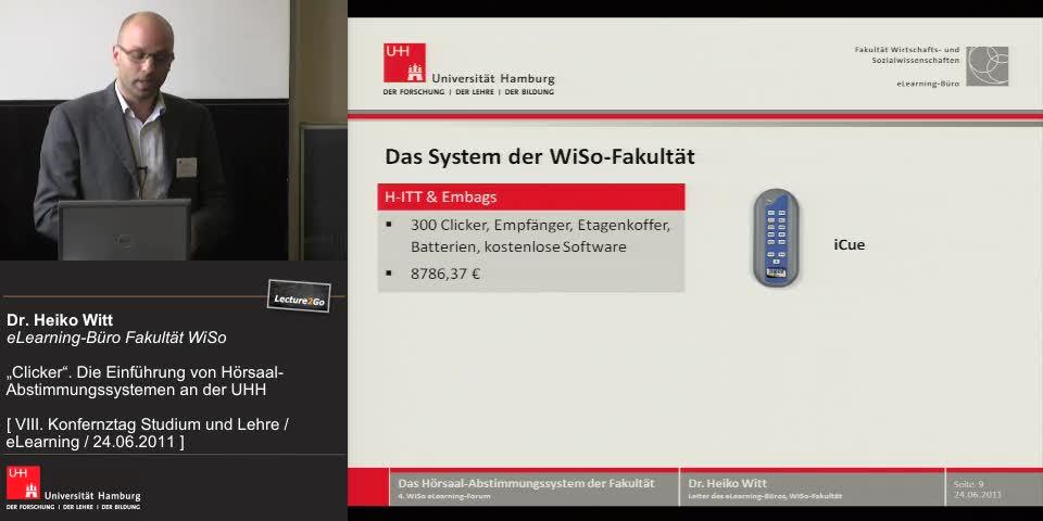 Thumbnail - Das System der WiSo-Fakultät
