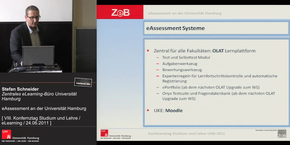 Thumbnail - eAssessment: Systeme, Service