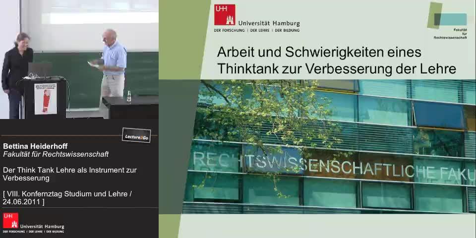 Thumbnail - Think § Tank Lehre