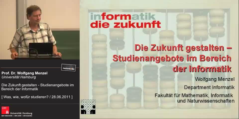 Thumbnail - Einführung; Faszination der Informationstechnologie