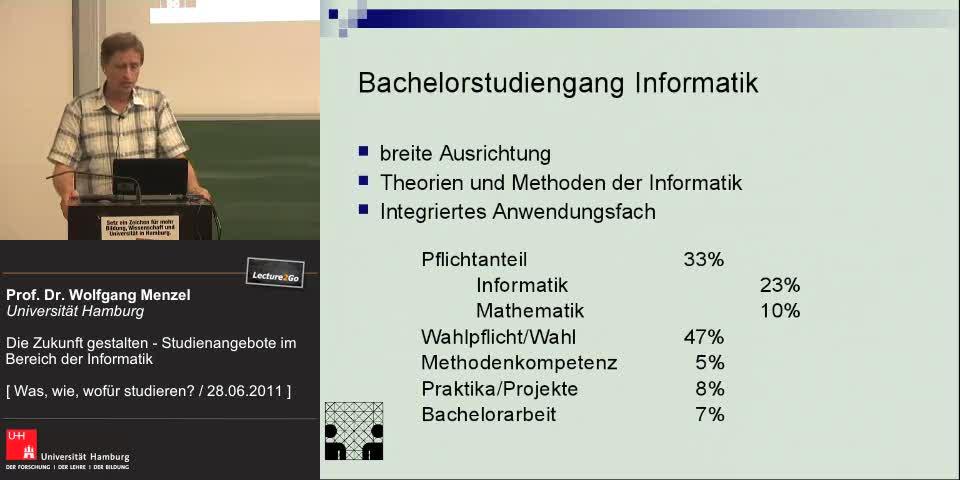 Thumbnail - Bachelor-Studiengang Informatik