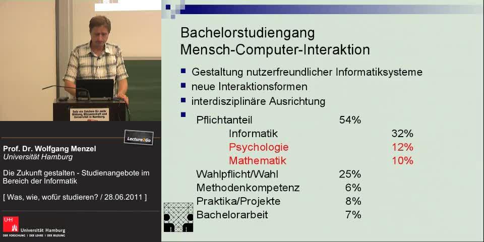 Miniaturansicht - Bachelor of Science: Software-System-Entwicklung