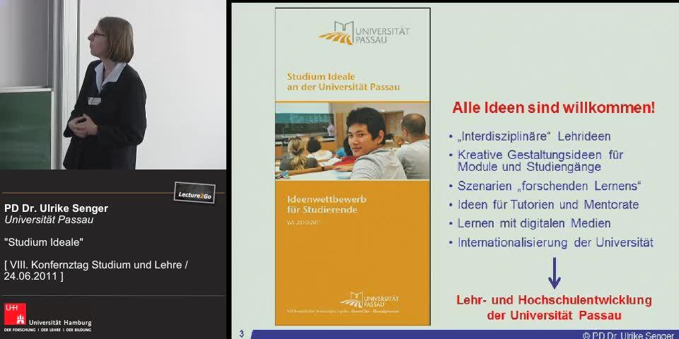 Thumbnail - Brückenschlag des Studium Ideale von Passau nach HH und zurück