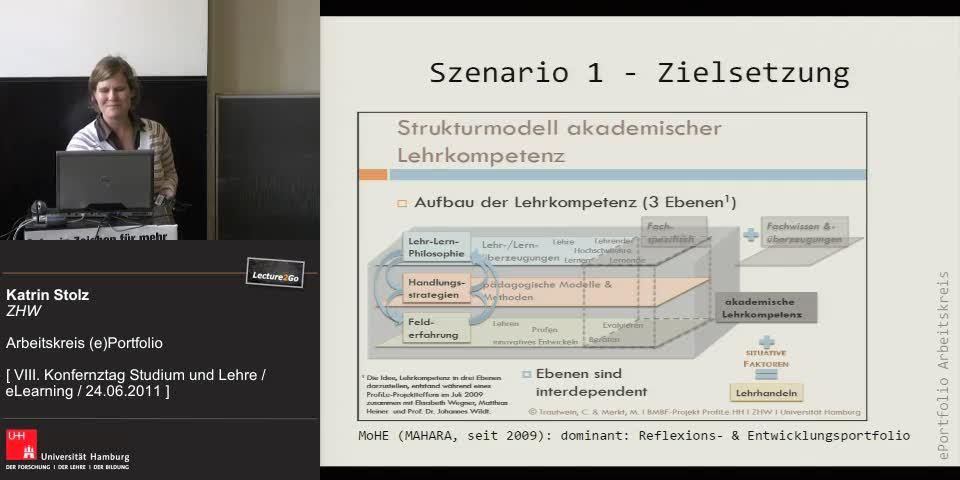 Thumbnail - Szenario 1 - Konzepte/Umsetzung