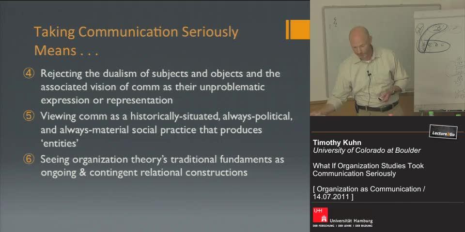 Vorschaubild - Ordering Moves: Constitutive Communicative Explanations of Organization