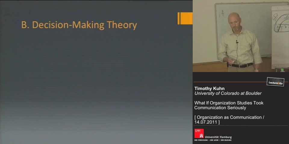 Vorschaubild - Decision-Making Theory