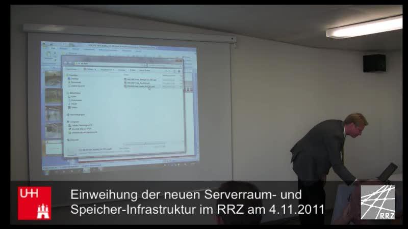 Thumbnail - Die zentrale Speicher-Infrastruktur: Katharina Swekis