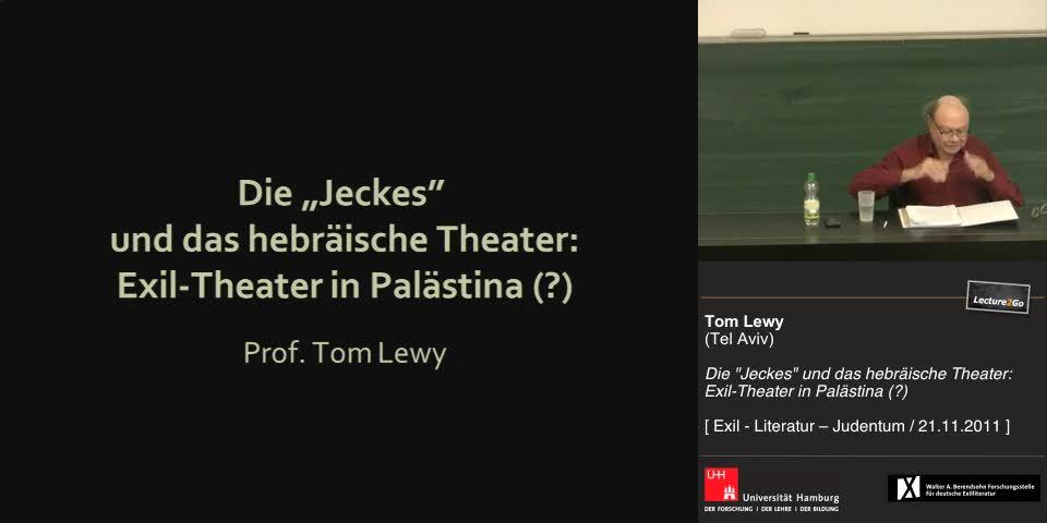 Thumbnail - Vortrag Tom Lewy