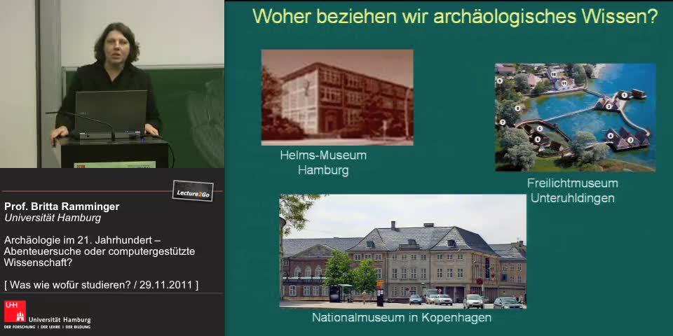 Vorschaubild - Woher beziehen wir archäologisches Wissen?
