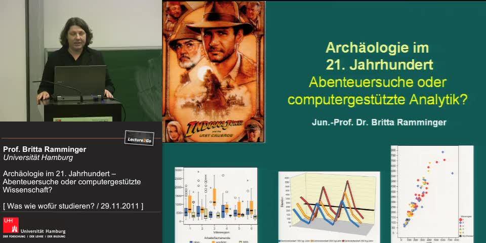 Vorschaubild - Archäologie - was ist das eigentlich?