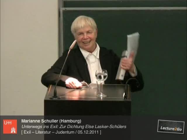 Thumbnail - Vortrag Marianne Schuller