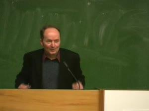 Miniaturansicht - 27.01.2010, Prof. Dr. Jean-Louis Besson, Prof. Dr. Jean Jourdheuil, Université Paris X Nanterre