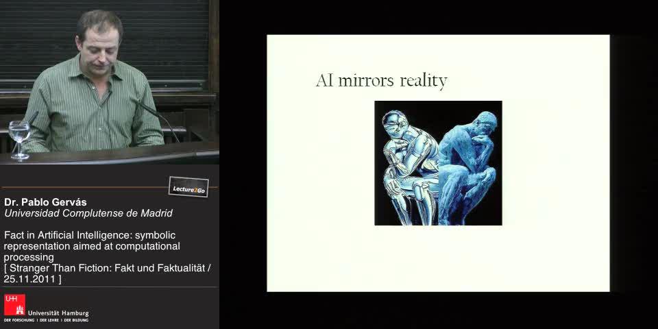 Thumbnail - AI mirrors reality