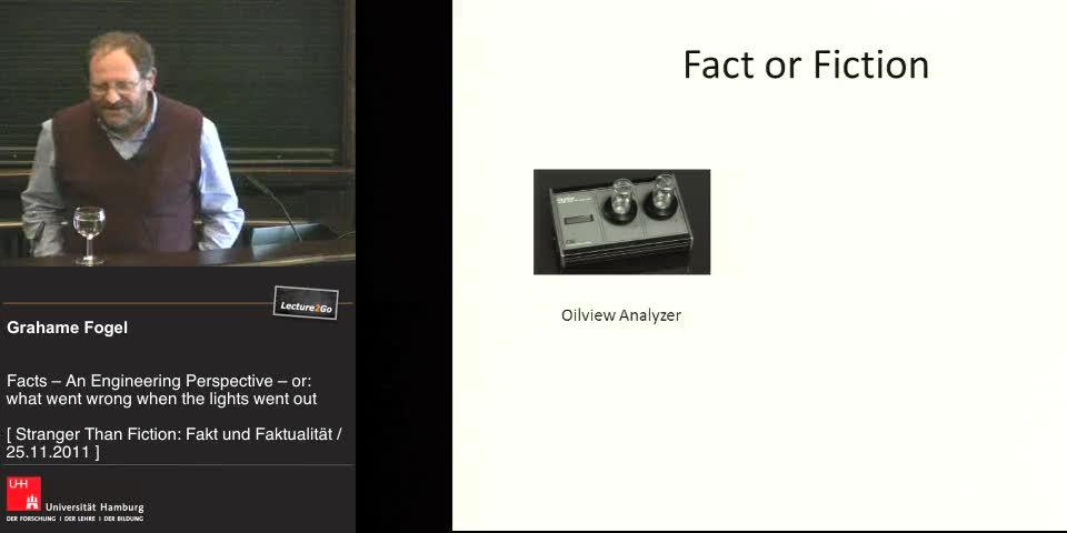 Vorschaubild - Fact or Fiction
