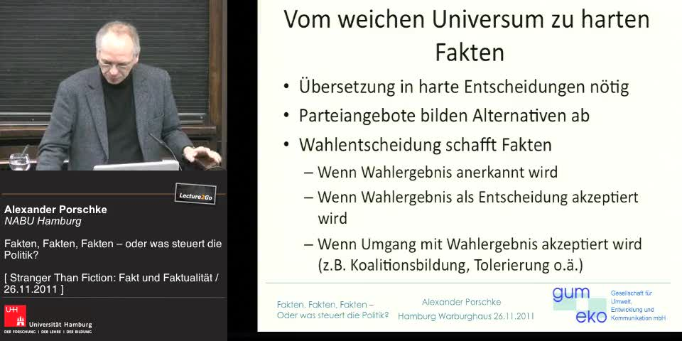 Thumbnail - Fakten in der Interpretation eines Bundestagswahlergebnisses