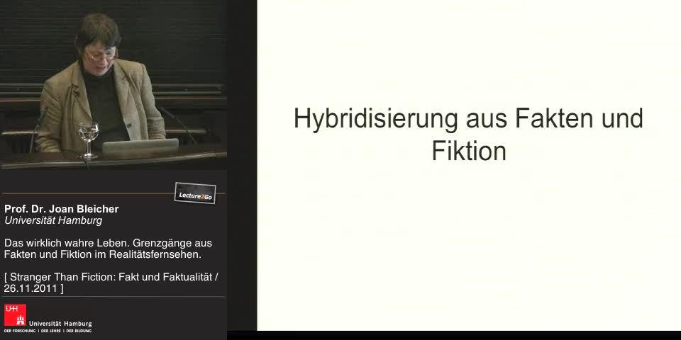 Thumbnail - Hybridisierung von Fakten und Fiktion