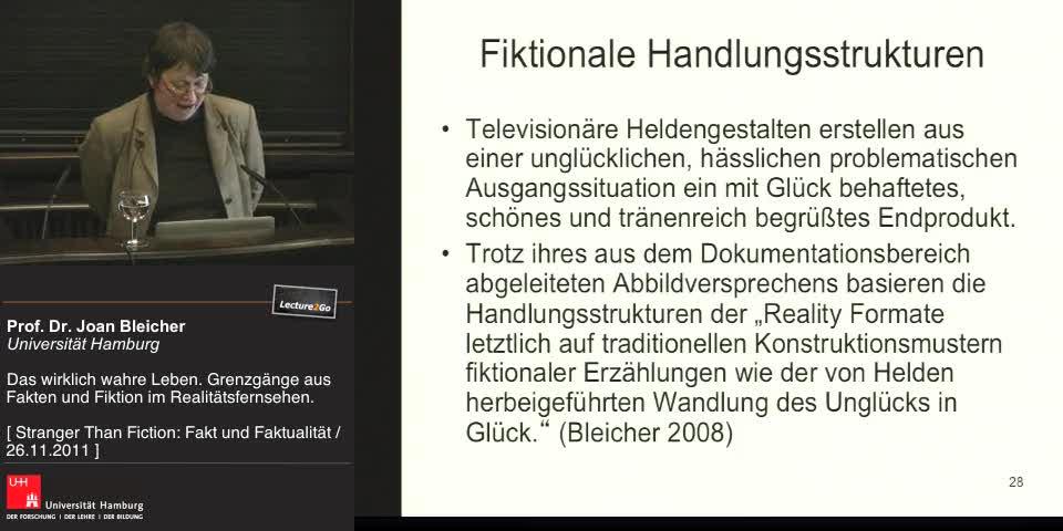 Thumbnail - Fiktionale Handlungsstrukturen