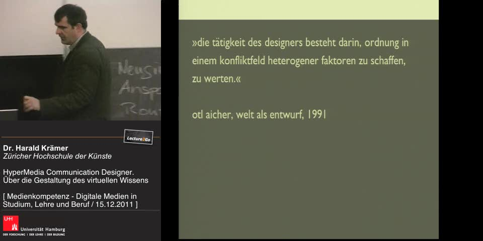 Thumbnail - Forschungsprojekt: Hypermedia Communication Design & Museum
