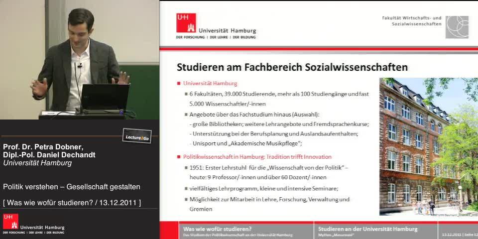 Thumbnail - Studieren am Fachbereich Sozialwissenschaften