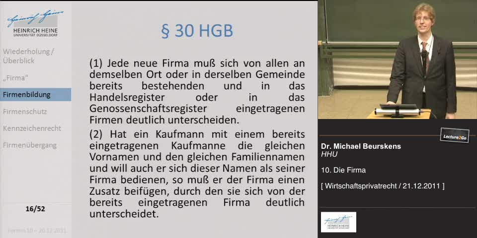 Thumbnail - Firmenschutz