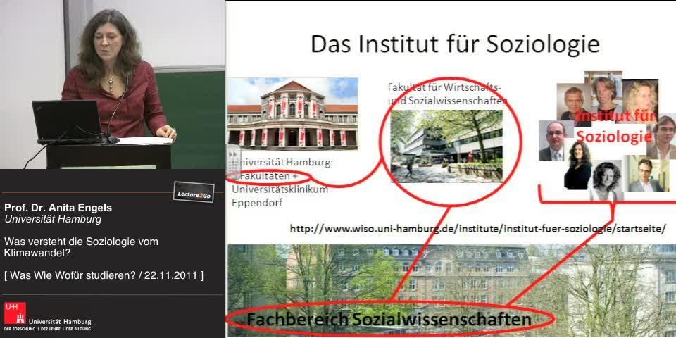 Thumbnail - Das Institut für Soziologie