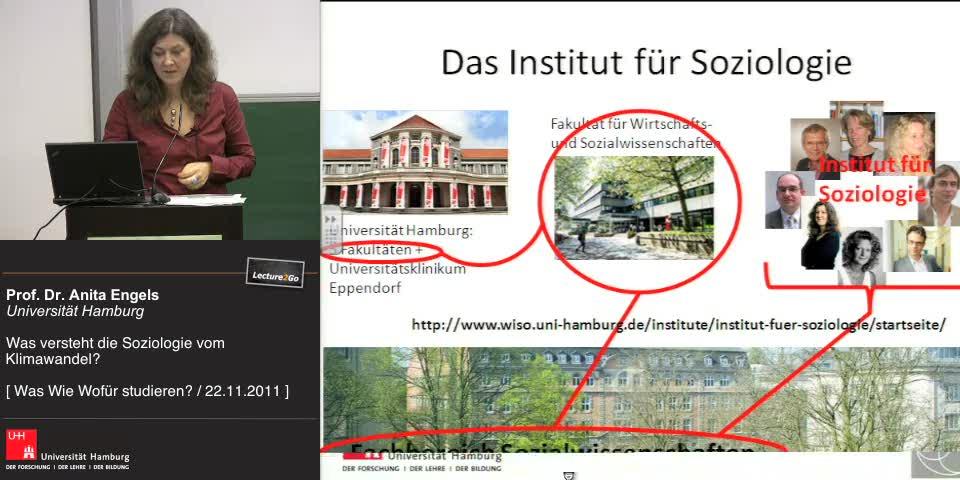 Thumbnail - Studium der Soziologie an der Universität Hamburg