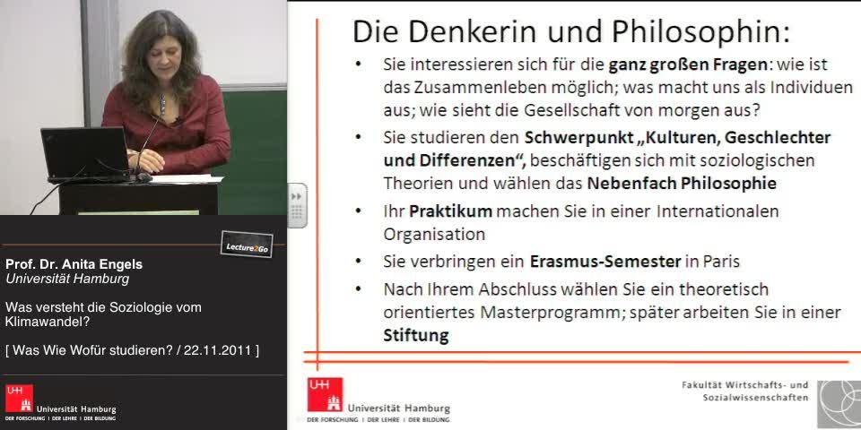 Thumbnail - Soziologie für Denkerin und Philosophin