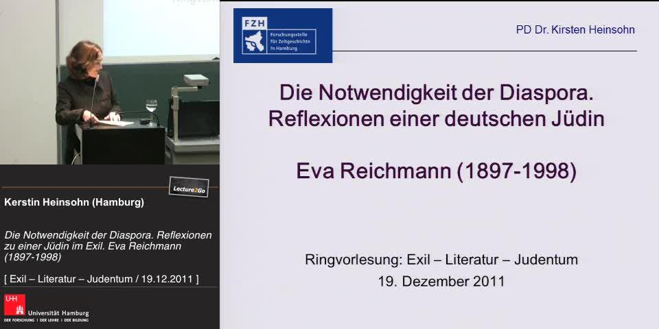 Thumbnail - Vortrag von Dr. Kirsten Heinsohn