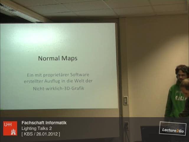 Thumbnail - Normal Maps