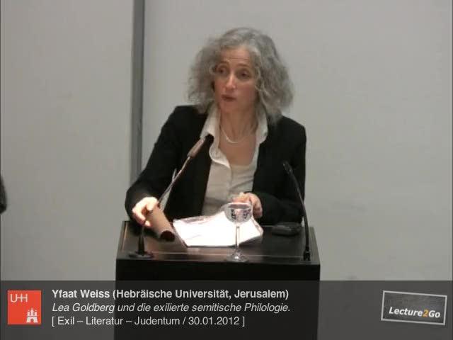 Thumbnail - Vortrag Yfaat Weiss