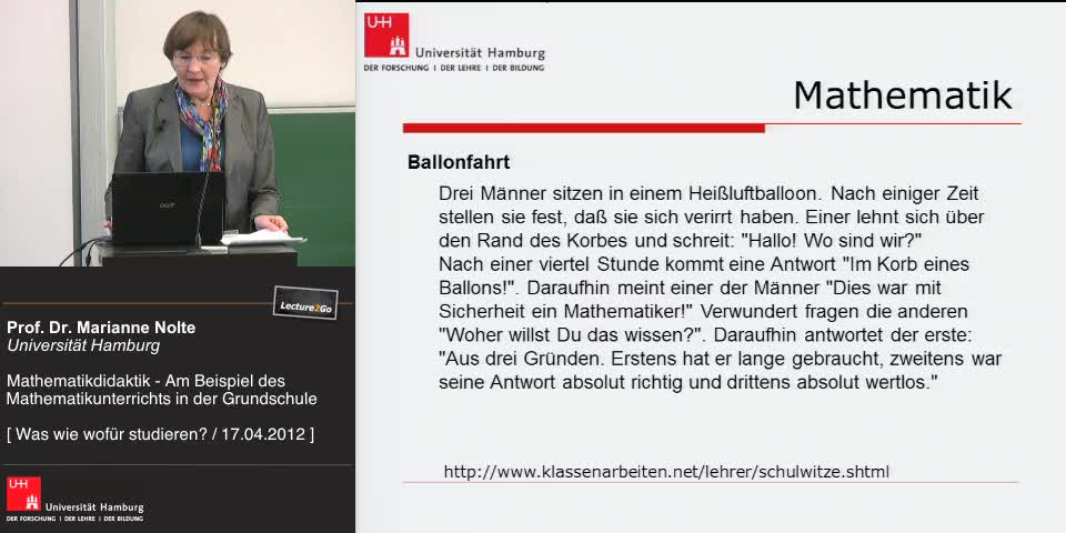 Thumbnail - Ausblick auf den Vortrag