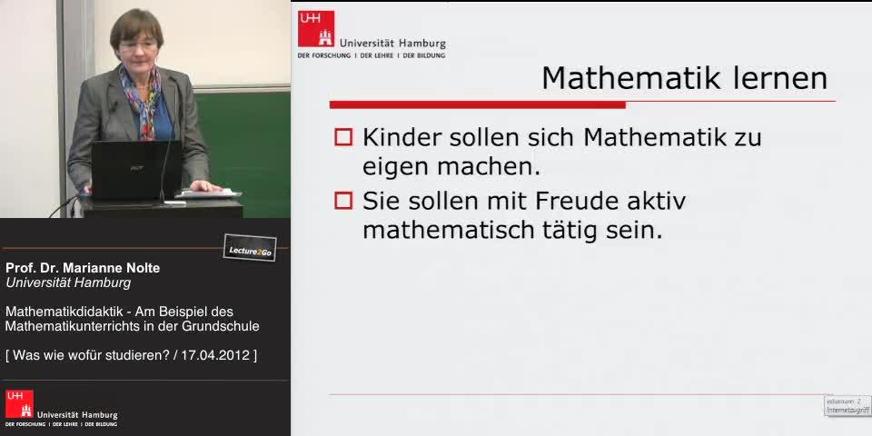Thumbnail - Aktiv entdeckendes Lernen im Mathematikunterricht