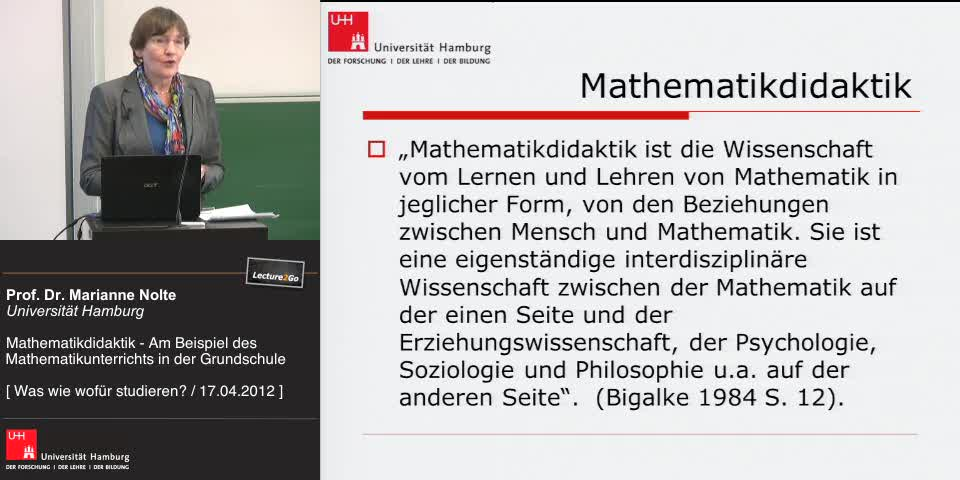 Thumbnail - Forschungsfragen der Mathematikdidaktik