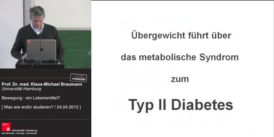 Thumbnail - Typ II Diabetes - Eine folgenreiche Zivilisationskrankheiten