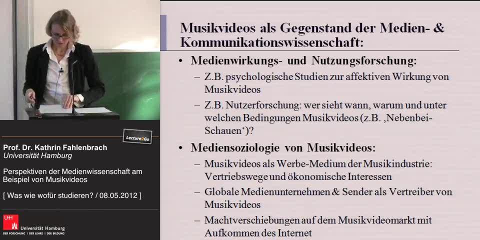 Thumbnail - Ausblick Musikvideo-Forschung