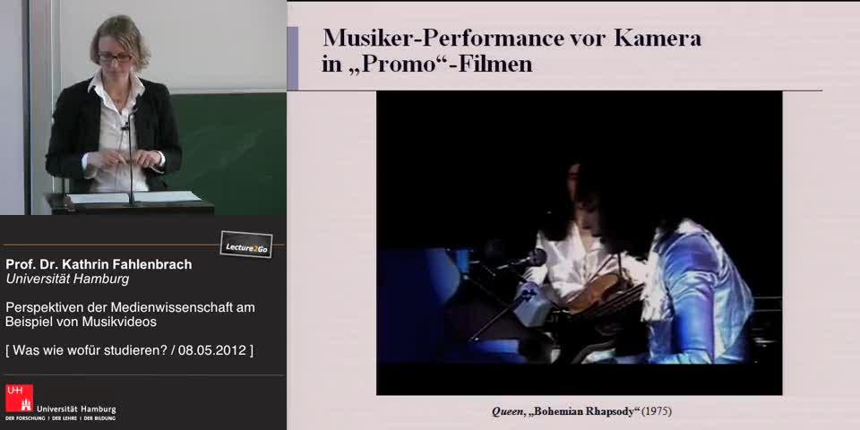 Thumbnail - Medienperformance in frühen Musik-Fernseh-Sendungen