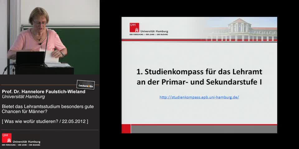 Thumbnail - Studienkompass für das Lehramt an der Primar- und Sekundarstufe 1