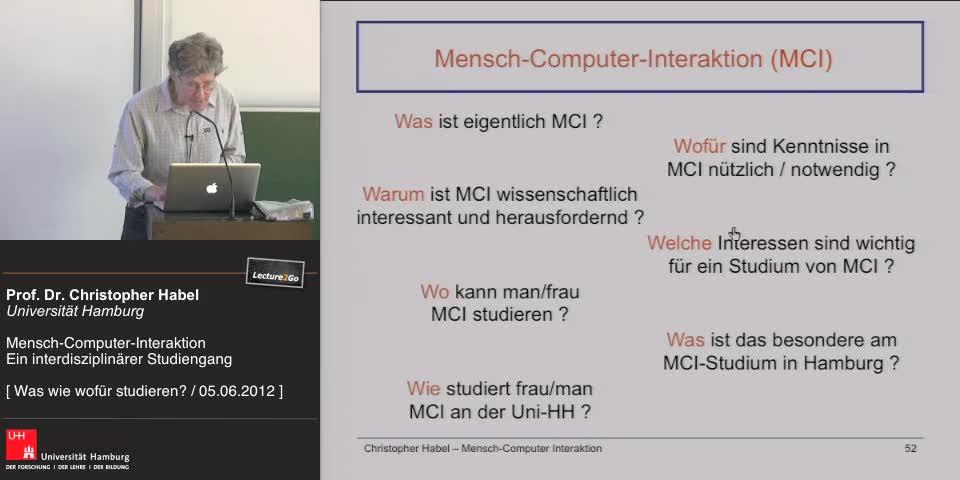 Thumbnail - Was wie wofür MCI