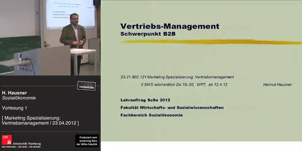 Thumbnail - Vorstellung Vortragender, Gesamtüberblick & Administratives / Folien 1-10