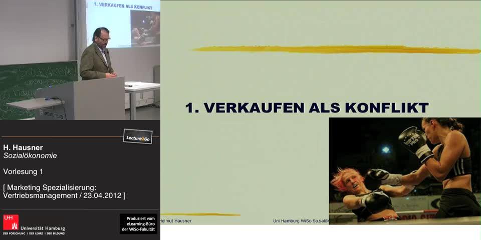 Vorschaubild - Konfliktmanagement im Vertrieb / Folien 20-27