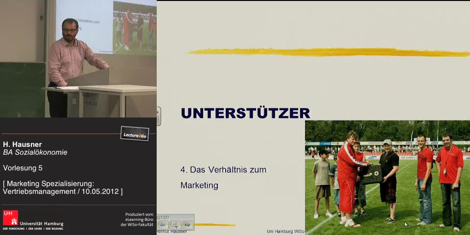 Vorschaubild - Marketing / Folien 117-122