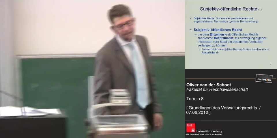 Thumbnail - Subjektiv-öffentliche Rechte (1)