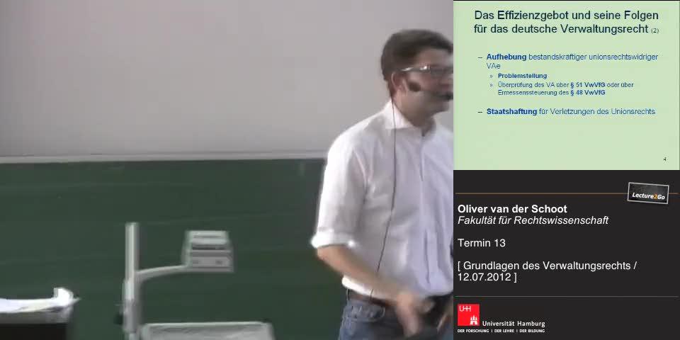 Thumbnail - Das Effizienzgebot u. seine Bedeutung für das dt. Verwaltungsrecht (2)