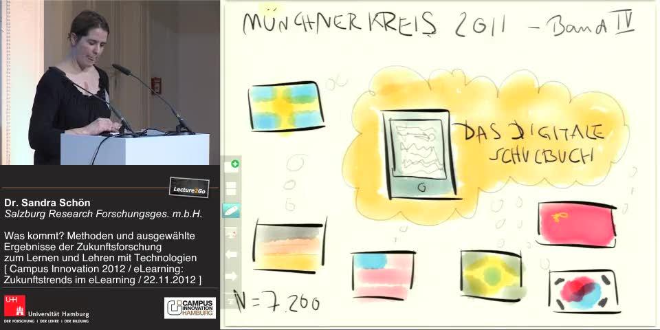 Thumbnail - Ausgewählte Ergebnisse - Münchner Kreis 2011 - Das digitale Schulbuch