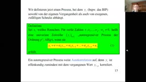 Miniaturansicht - Empirische Konjunkturanalyse 10.11.