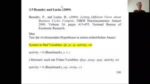 Vorschaubild - Empirische Konjunkturanalyse 16.2.