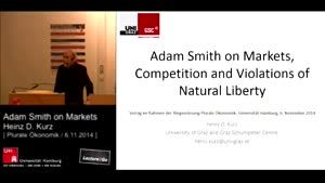 Miniaturansicht - Adam Smith on Markets, Competition and Violations of Natural Liberty