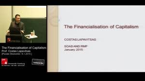 Miniaturansicht - The Financialisation of Capitalism