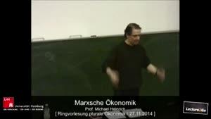 Miniaturansicht - Marxsche Ökonomik