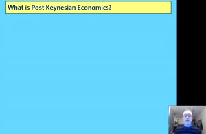Thumbnail - Post Keynesian economics, falling marginal cost, and money
